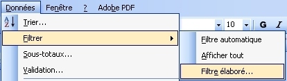 dédoublonnage fichier