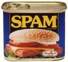 Le spam, l'originale